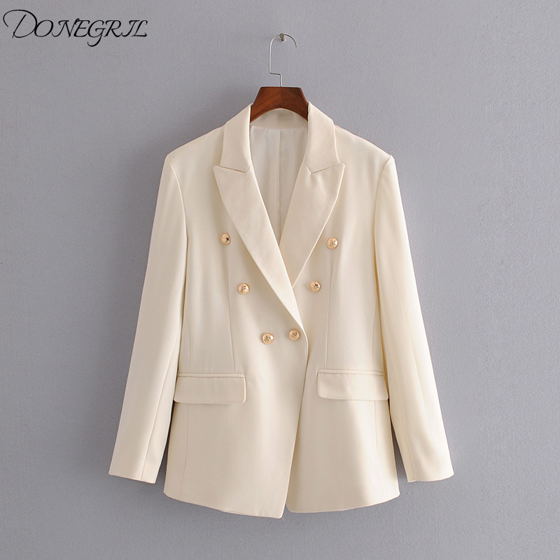 2020 New Spiring Ladies casual  jacket suit female