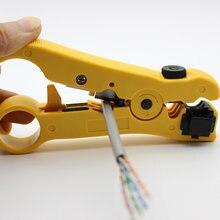 Pince à dénuder automatique, dénudeur de câble Coaxial, pince à dénuder, pince à dénuder pour UTP / STP RG59 RG7 RG11