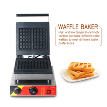 купить Stainless Steel Waffle Maker Bubble Egg Cake Oven Bakeware Timer Thermostat control Cake Baking waffle oven Kitchen Tools по цене 18884.14 рублей