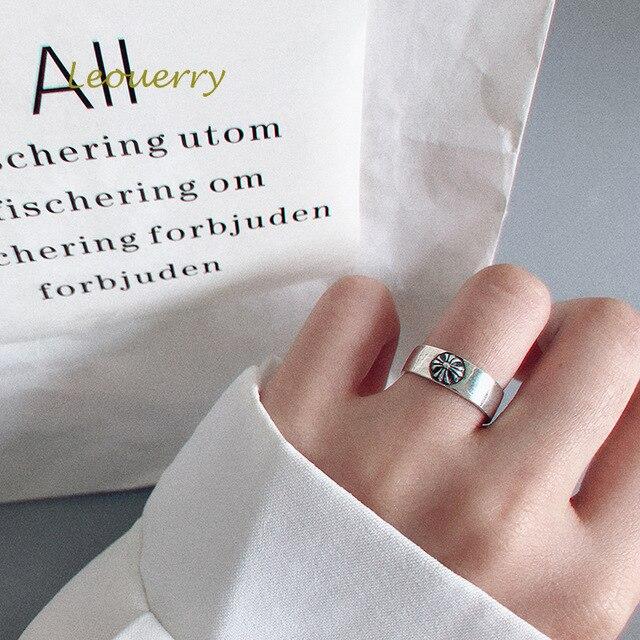 Купить кольца leouerry в винтажном стиле для женщин открытые кольца картинки цена