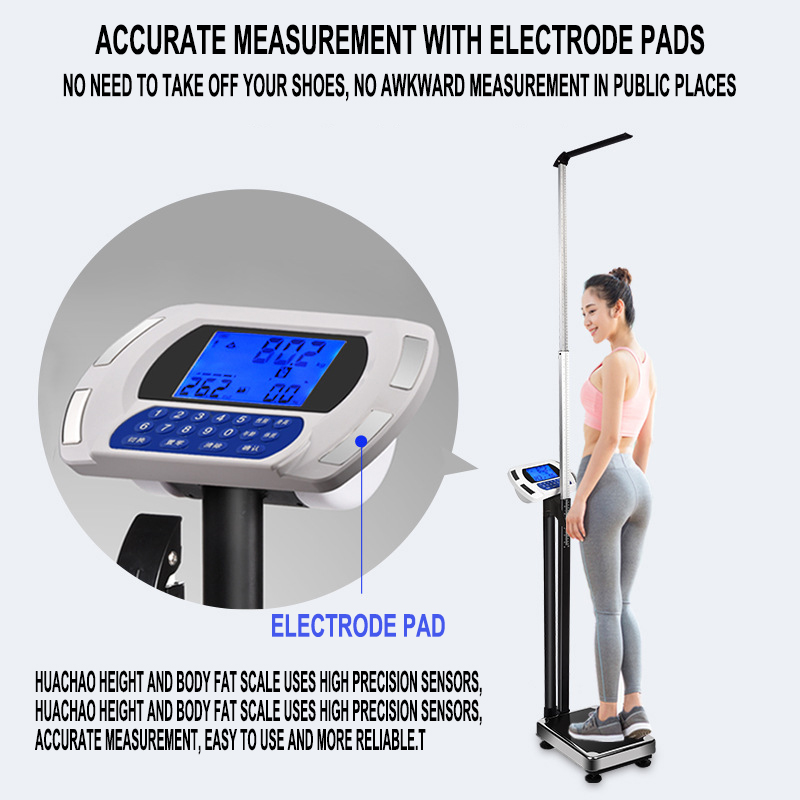 Ultrasonic Height Gauge Portable High Accuracy Measure Electric Digital Body