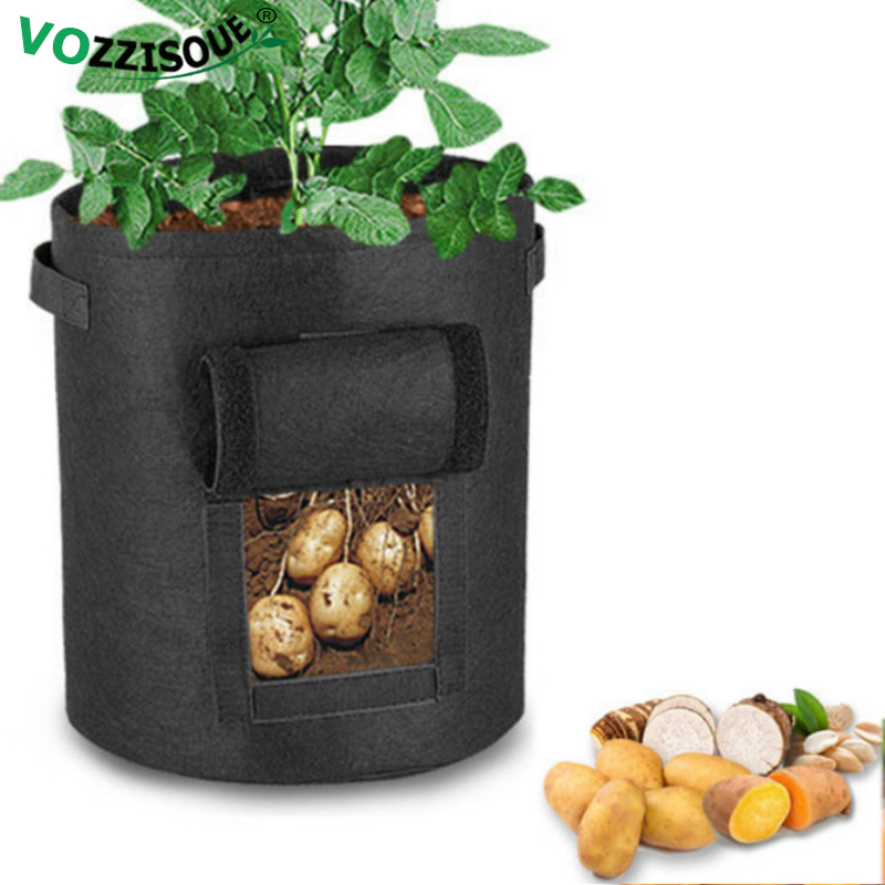 Potato Grow Planter Fabric Bags
