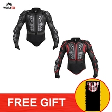 WOSAWE EVA Motorcycle Protection Motocross Body Armor Chest Protective Jacket Gear Full Body Support Motor Racing Jackets цена и фото