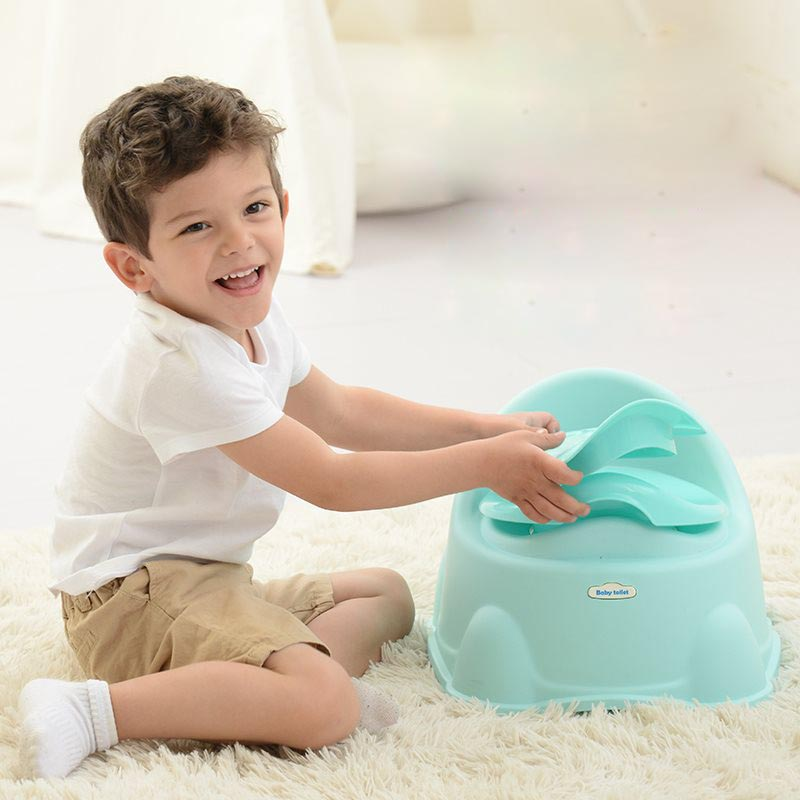 Portable Cartoon Baby Potty Training Toilet Baby Accessories For Babies Child Pot Potty Kids Chair Toilet