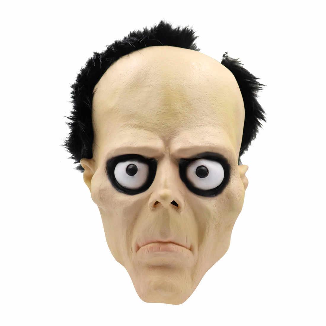 Helloween قناع يتوهم مخيف قناع رأس اللاتكس رجل الرعب أقنعة حزب تأثيري جديد مهرجان قناع