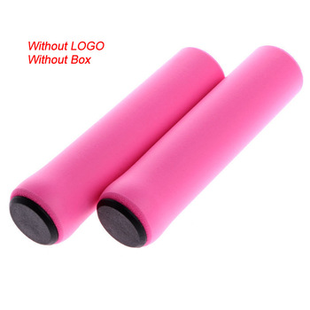2PCS Silicone Cycling Bicycle Grips Mountain Road Bike MTB Handlebar Cover Grips Bicycle Accessories Anti-slip Bike Grip Cover 8