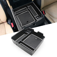 LFOTPP Car Armrest Storage Box For Carnival KA4 2021 Central Control Container Auto Interior Stowing Tidying Accessories