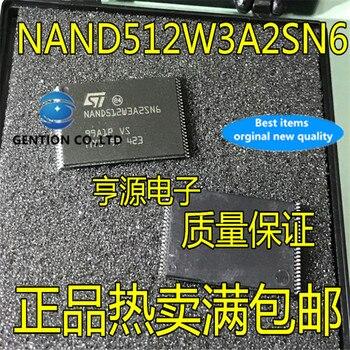 5Pcs NAND512W3A2SN6E NAND512W3A2SN6 TSOP48  in stock  100% new and original