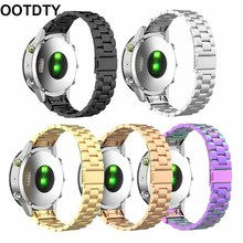 Stainless Steel Watch Strap Metal Wristband for Garmin Fenix 6S Smart Watch Kit цены