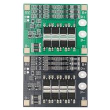 Оригинальная 3S 25A литий-ионная 18650 BMS PCM плата защиты батареи BMS PCM с балансом для литий-ионного Lipo батарейного блока модуль