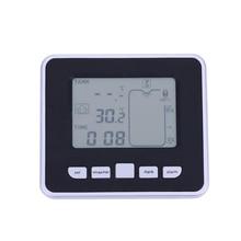 جهاز قياس عمق الماء في الخزان, جهاز لاسلكي جديد قياس عمق الماء في خزان الموجات فوق الصوتية مع مستشعر درجة الحرارة مقياس مستوى الماء