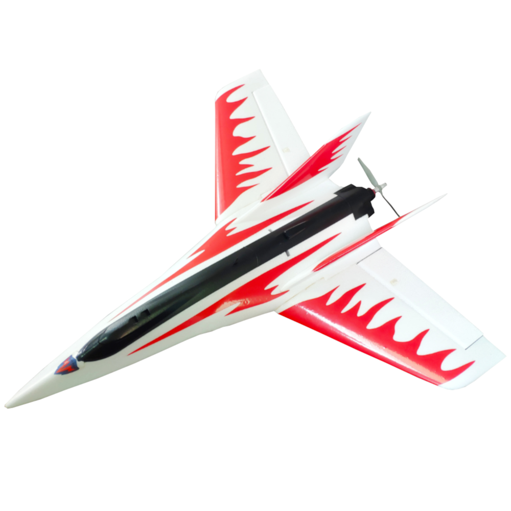Stinger T750 750mm Wingspan EPO Racing Delta Wing RC Airplane KIT RC Toy Models Outdoor Toys New Arrival image