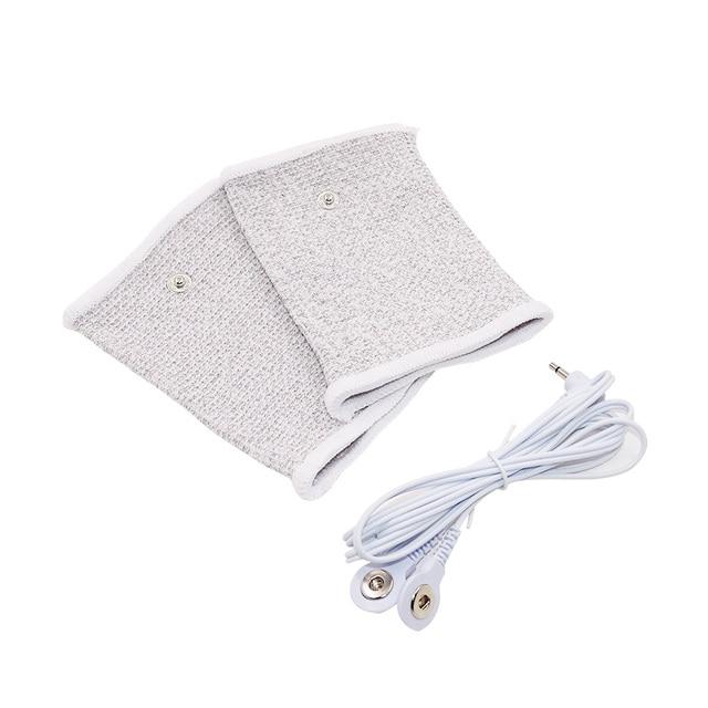 Tens/ems Ελαστικό Μανίκι Ηλεκτροθεραπείας με Ηλεκτρόδια για αγκώνες, καρπούς, ώμους κ.α.