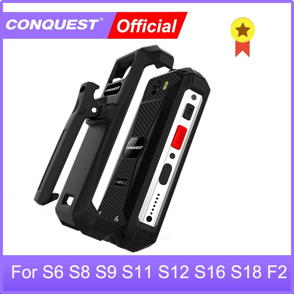 EROBERUNG Original Taille clip für S6 S8 S9 S11 S12 S16 S18 S19 F2 Series Rugged Smartphone