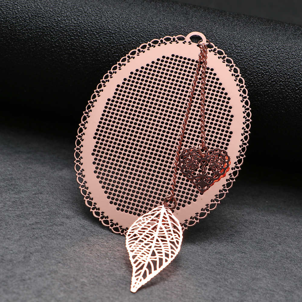 1 Pc Cartoon Vlinder Uil Diy Stich Kruissteek Bookmark Metalen Handwerken Borduren Ambachten Geteld Cross-Stitching