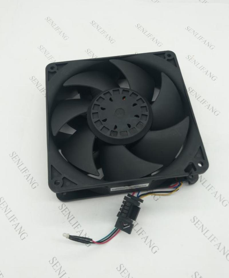 Free Shipping Original PFM1412DE 14cm 14038 140x140x38mm DC12V 5.04A Server Cooler Large Air Volume Supercharged Cooling Fan