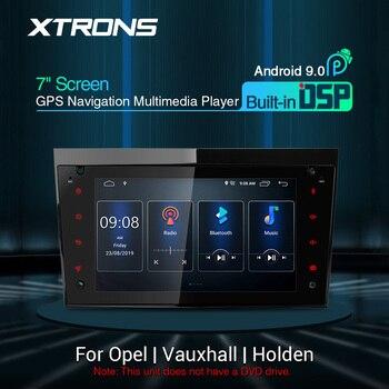 7'' IPS Android 9.0 DSP Car GPS Multimedia Stereo Radio Player for OPEL VAUXHALL Astra Antara Corsa Vivaro Meriva GPS NO DVD