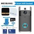 Батарея мощность wifi дверной Звонок камера видео домофон телефон камера беспроводной дверной звонок видео дверной телефон камера домофона