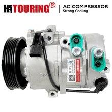 DVE16 AC A/C Compressor For HYUNDAI i40 2010 2015 Kia Sportage 2012 2013 97701 3Z500 977013Z500 P30013 3500 P300133500 700510860
