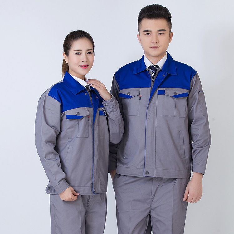 2020 Fashion Workwear Trend Spring And Autumn Long Versatile Work Clothes Labor Safety Auto Repair Men And Women Work Clothing