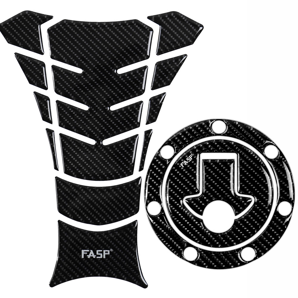 5D Carbon Fiber Motorcycle Fuel Tank Pad Decals Gas Cap <font><b>Sticker</b></font> For KTM 125 250 390 DUK E390 2013-2014/<font><b>DUKE</b></font> 200 2012-2014 - intl image