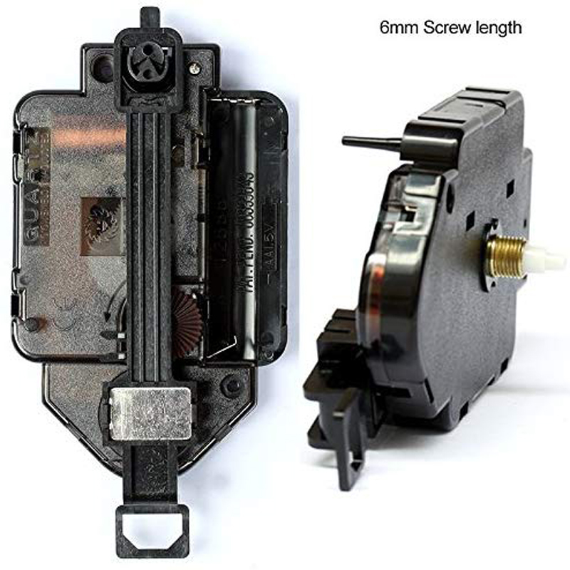 DIY Quartz Pendulum Drive Unit Module Standard Movement Clock Making Repair MA