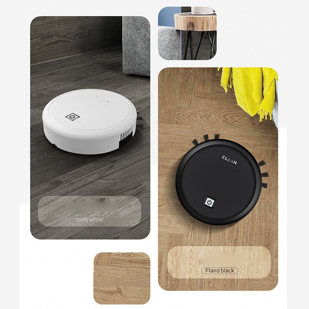 Fully Automatic Smart Robot Vacuum Cleaner
