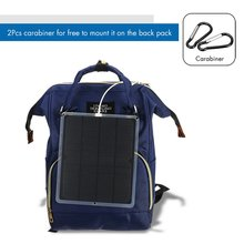 12V 20W Car Yacht Boat Solar Panel Trickle Battery Charger Power cell Supply Outdoor charger  portable travel power  charger mbr cell power neck