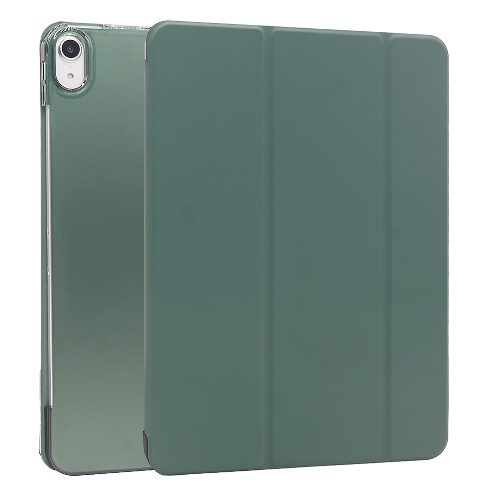 Dark Green Red For iPad Air 4 10 9 Inch Flip Stand Case Protective Cover Auto Wake Up Sleep