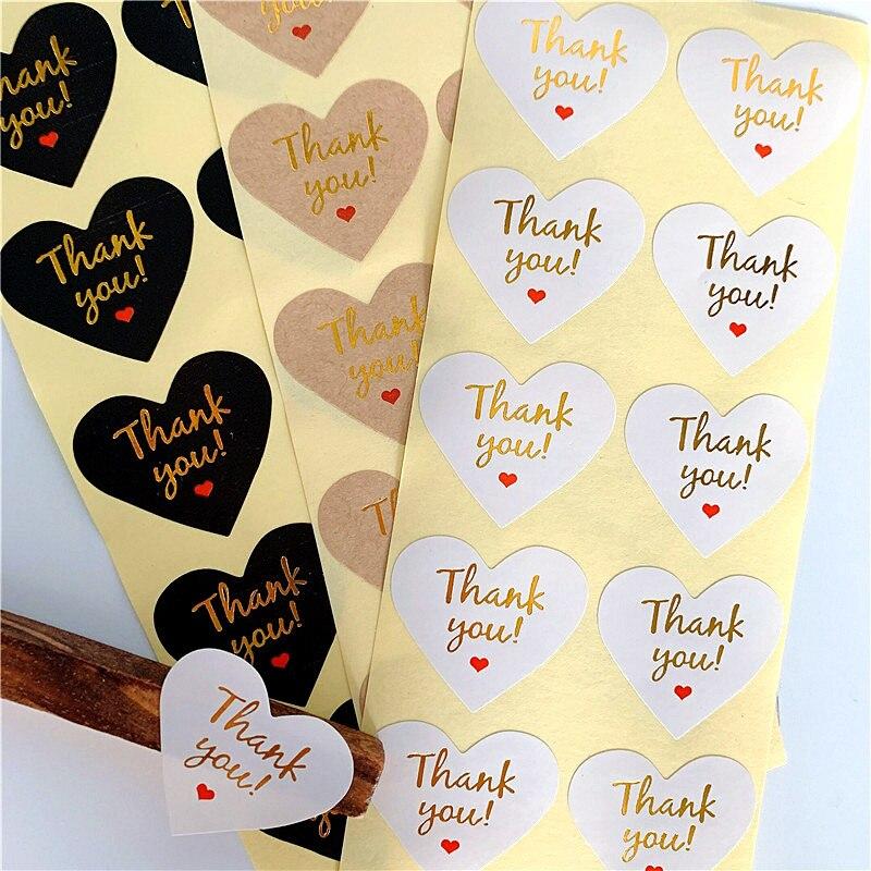 ouro obrigado feito à mão bolo embalagem