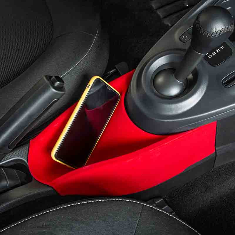 Car Armrest Center Storage Box Container Glove Auto Organizer For Smart 453 fortwo forfour 2015 2019 For Mercedes Accessories|Stowing Tidying| |  - title=