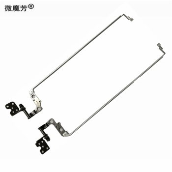 Laptops Replacements LCD Hinges Fit For Toshiba Satellite L50 L55 L50-B L55-B L55D-B L55T-B LCD Screen Hinge Laptop hinges for N 1