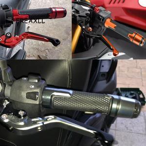 Image 5 - Voor Bmw F850GS 2017 2018 2019 F 850 Gs Motorfiets Cnc Motoren Rem Koppeling Hevels Motorfiets Accessoires Logo F850GS 2020