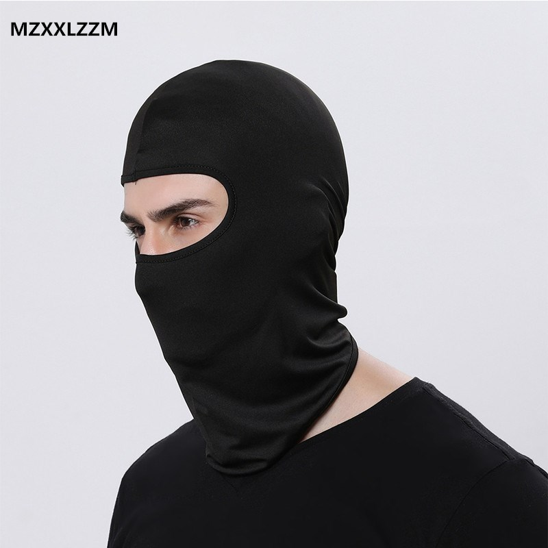 Balaclava Motorcycle Face Mask Winter Warm Outdoor Sports Skiing Snowboard Riding Moto Mask Windproof Sport Face Shield Dropship