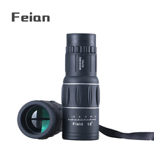 Monocular Telescope 16X52 HD Dual Focus tripod Monocular Telescope outdoor Hunting fishing Tourism Waterproof Powerful binocular