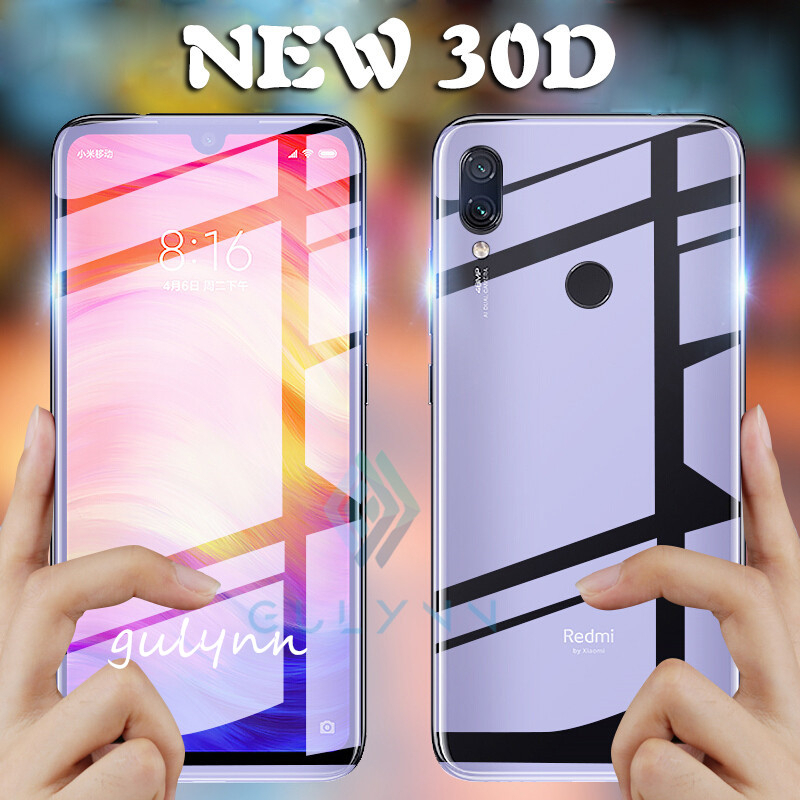Front Back 30D Hydrogel Film Full Cover For Xiaomi Redmi Note 7 5 6 7S K20 Pro Go Screen Protector For Redmi 5 Plus 6A 7A 6Pro in Phone Screen Protectors from Cellphones Telecommunications