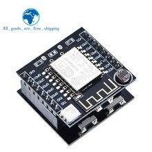 TZT ESP8266 ESP-12F seri WIFI modülü Mini Arduino için geliştirme kurulu Nodemcu CH340 mikro USB modülü Arduino için esprili bulut