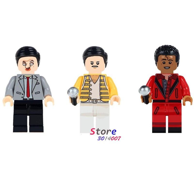 50 piezas Mr. Bean reddie Mercury Steven Curry bloques de construcción de ladrillos juguetes para niños-in Bloques from Juguetes y pasatiempos on AliExpress - 11.11_Double 11_Singles' Day 1