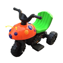 Children's electric motorcycle multi-function music baby electric tricycle music light baby carriage