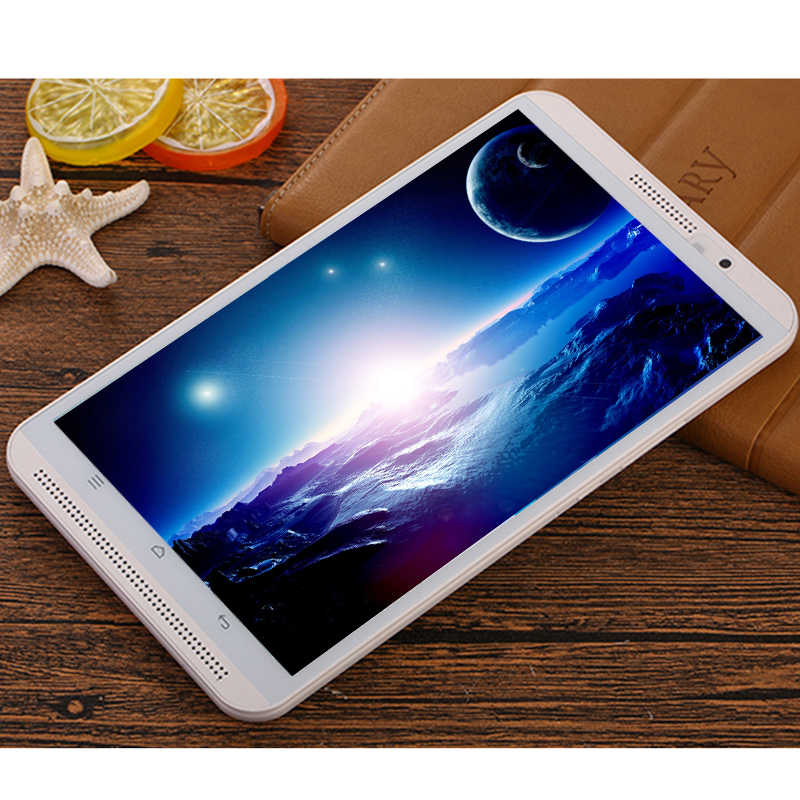 Geschenk 32GB HC TF Karte Phablet Tabletten 8 zoll Handy Call Tablet Pc 4G Android 7,0 3G 4G LTE Dual SIM WiFi Bluetooth GPS