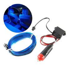Atmosphere-Lamp Light-Strip Car-Interior Dashboard Decorative Automobile 12V Cold 2m