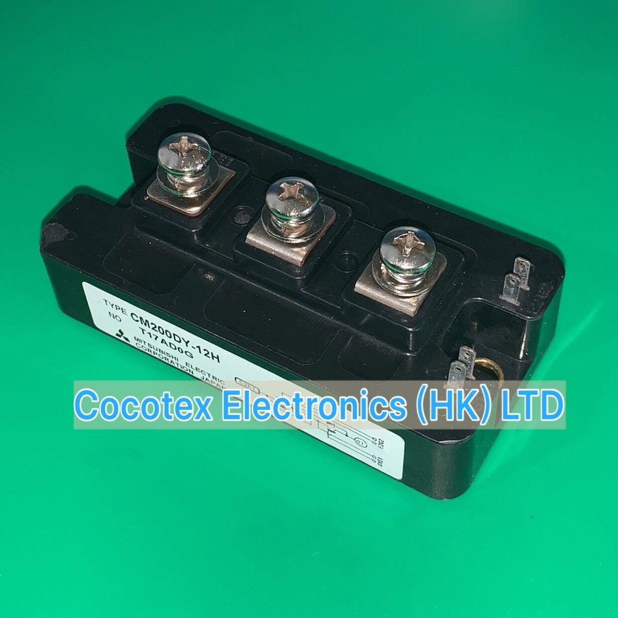 Где купить Модуль CM200DY-12H см 200DY-12H IGBT MOD DUAL 600V 200A H SER CM200DY12H