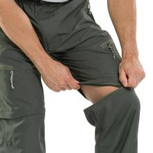 2021 Summer Outdoor Sport Breathable Trousers Men's Quick Dry Removable Hiking Pants Camping Trekking Fishing Shorts