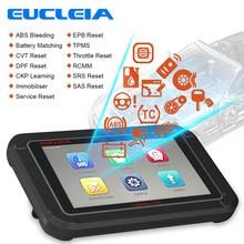 EUCLEIA S7C OBD2 Scanner Diagnose Werkzeug Gas Reset Öl Service Reset EPB CVT Auto Auto Scanner Auto Codierung Programmierung Werkzeug