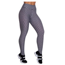 Women's Camouflage Print Leggings Fitness Exercise Running Leggins Plus Size Stretched Push Up Pencil Pants Streetwear Jeggings(China)