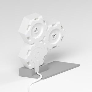 Image 2 - مصباح LED من lifemart للهندسة الذكية بمصباح LED يعمل بالواي فاي ومساعد جوجل تطبيق Alexa Cololight التحكم الذكي