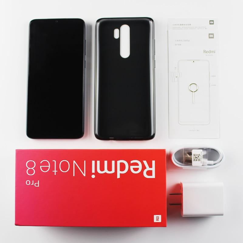 Xiaomi Redmi Note 8 pro Standard bundle