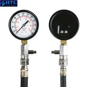 Image 5 - G324 Auto Car Pressure Gauge Motorcycle Petrol Gas Engine Cylinder Compression Gauge Car Meter Test Leakage Diagnostic Tool