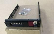 Novo 774026 001 Hot Swap de 3.5 Servidores HDD Tray Caddy para HP APOLLO 4200 Gen10 G9 4510 1650