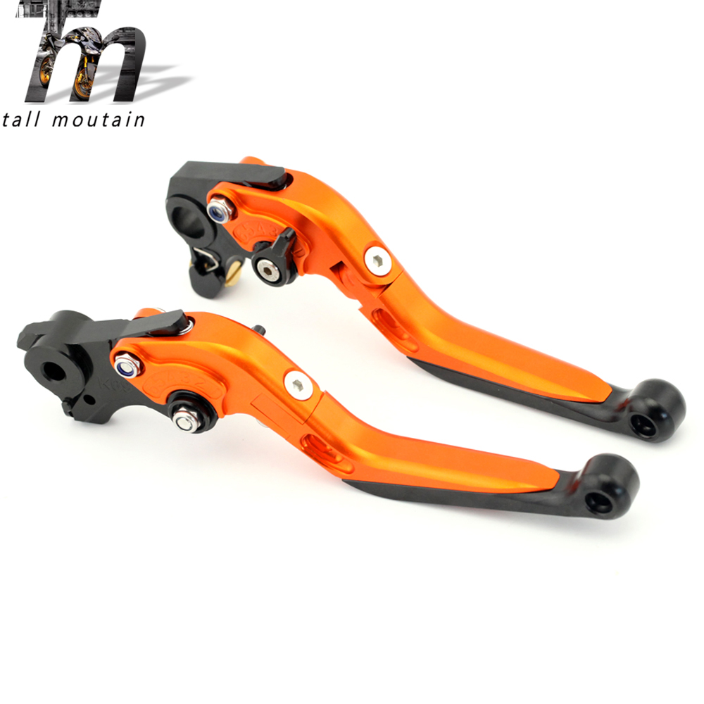 Motorcycle Extendable Brake Clutch Levers For KTM 690 Enduro//R 950 SUPER ENDURO